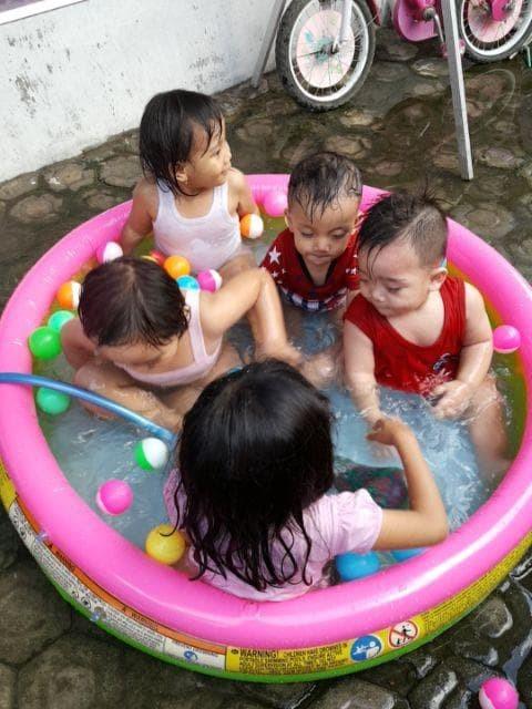 Jual Kolam Renang Anak Ukuran Besar Intex Mainan Kolam Renang Plastik Kolam Saja Dki Jakarta Lider Tokopedia