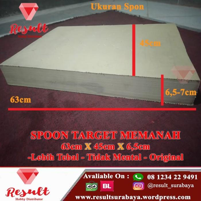 Foto Produk Paket Spon Target Tebal dan Face Target dari Result
