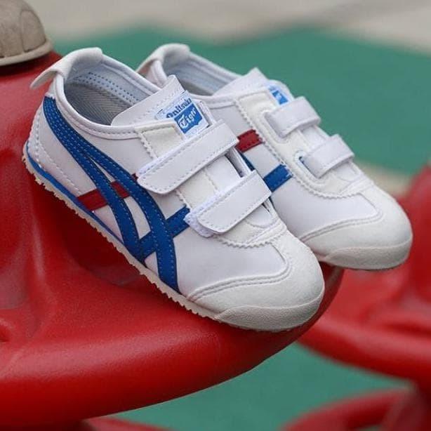 buy popular 9cf97 12c16 Jual Promo! Sepatu Anak Onitsuka Tiger Mexico 66 Baja Ts Toodler Original -  DKI Jakarta - teamexpress | Tokopedia