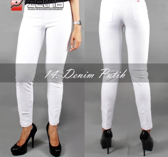 Jual Promo Celana Legging Untuk Senam Bahan Denim Size 4xl Strech Kab Temanggung Celana Legging Tebal Tokopedia