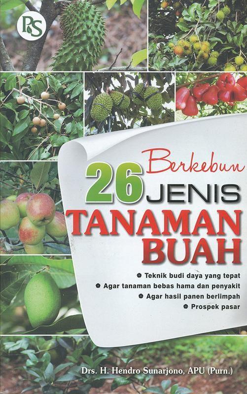 harga Buku berkebun 26 jenis tanaman buah Tokopedia.com