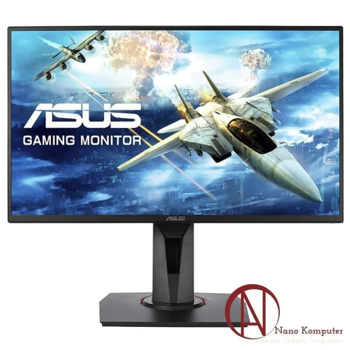 harga Asus gaming monitor vg258qr 24.5  fhd tn 165hz 0.5ms freesync / g-sync Tokopedia.com