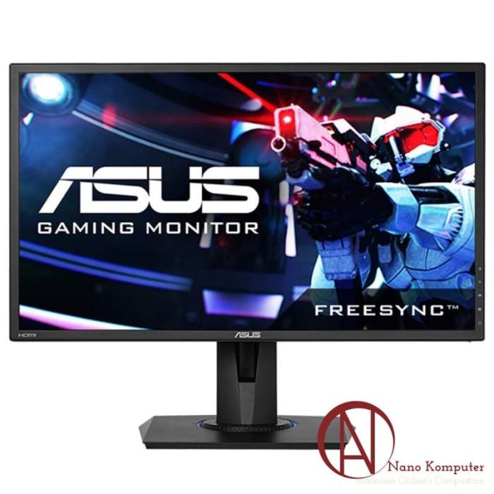 harga Asus gaming monitor vg245h 24  fhd tn 75hz 1ms freesync Tokopedia.com