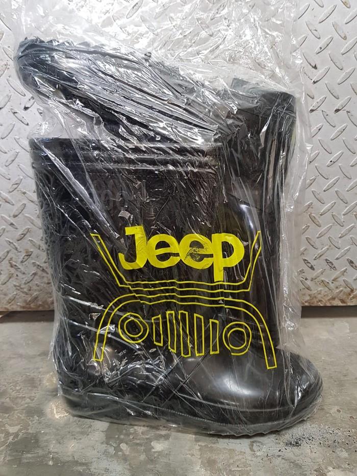 Jual New Sepatu Boot Proyek Serbaguna Jeep Universal Normal All