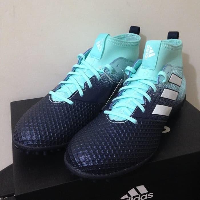 quality design dbfb2 ba978 Jual Sepatu Futsal Adidas Ace Tango 17.3 TF Energy Aqua S77083 Original -  Kab. Blitar - yusran sport | Tokopedia