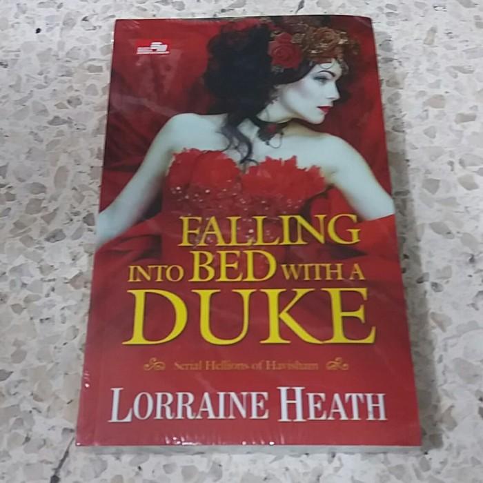 Jual Novel HR: Falling Into Bed With A Duke - Lorraine Heath - Kota  Surabaya - Pusat Komik | Tokopedia