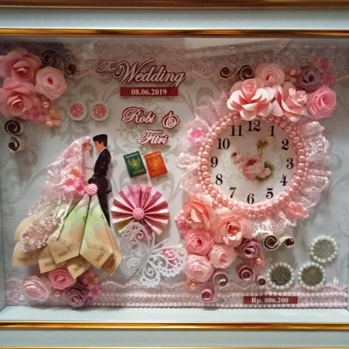 Foto Produk Mahar Nikah Murah Pernikahan Scrapbook Softpink dari Andre Mahar Pernikahan