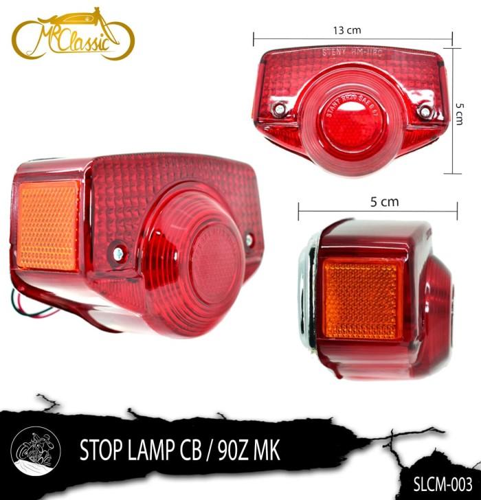 harga Stop lamp / lampu belakang honda cb mata kucing Tokopedia.com