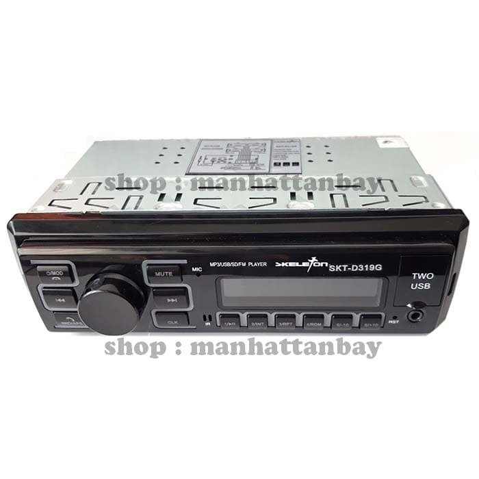 harga Tape mobil single din mp3 player 1 din mp3 player radio fm & bluetooth Tokopedia.com
