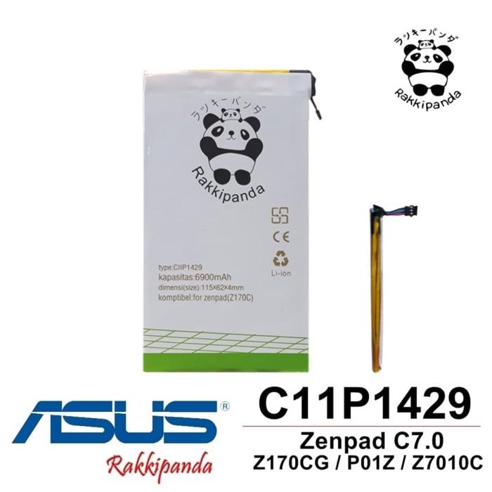 Jual Baterai Asus Zenpad C 7 0 Z170CG P01Z C11P1429 Double IC Protection -  Kab  Tangerang - nohan - OS | Tokopedia