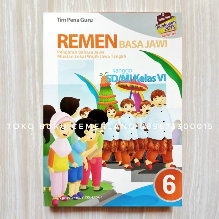 Download Buku Bahasa Jawa Kelas 6 Berbagai Buku