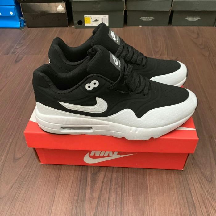 Jual Sepatu Nike Air Max 1 Ultra Moire Black White Premium Import DKI Jakarta Kinya Store | Tokopedia