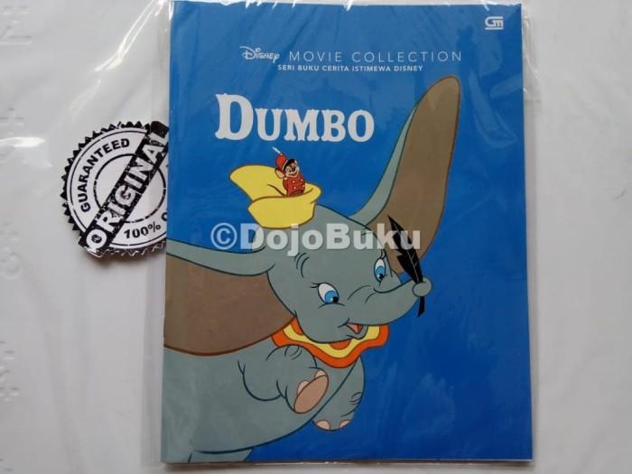 Jual Disney Movie Collection Dumbo By Disney Kota Tangerang Dojo Buku Tokopedia