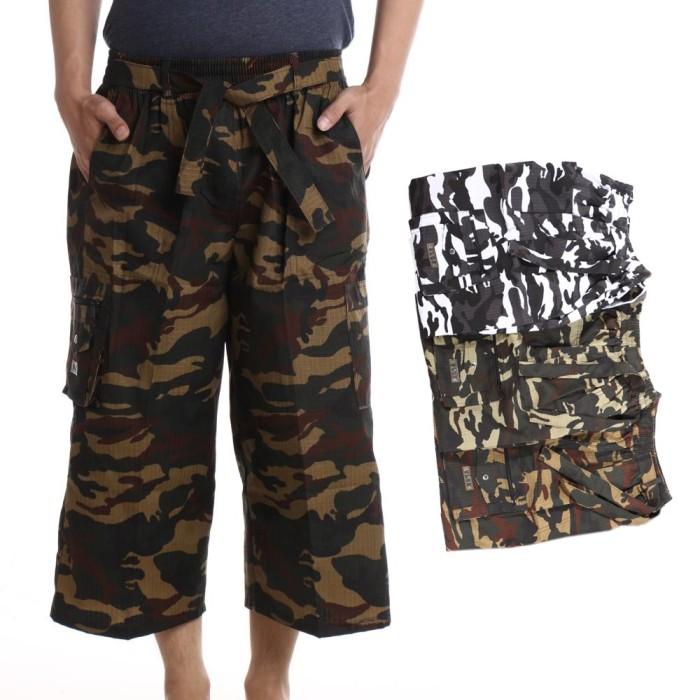 Foto Produk Valatex Celana pangsi army bahan adem 4 warna dari abi,shop