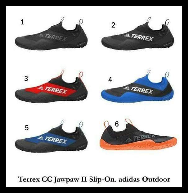 adidas terrex cc jawpaw ii