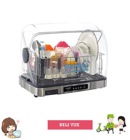 SANKEN DD60 Dish Dryer Sterilizer Alat Steril Peralatan Makan