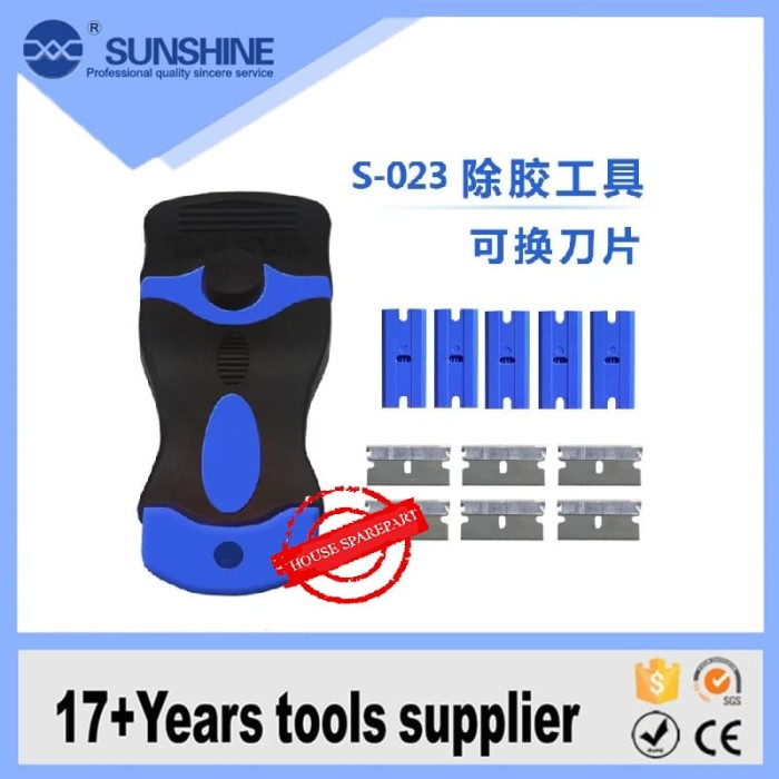 harga Sunshine ss-023 removing glue tools screen | pembersih lem oca Tokopedia.com