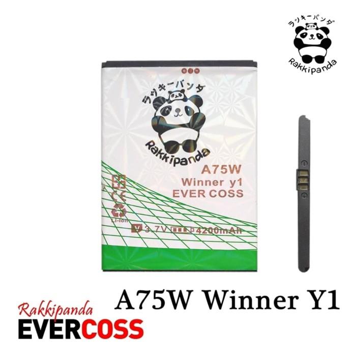 harga Baterai evercoss a75w winner y1 double ic protection Tokopedia.com