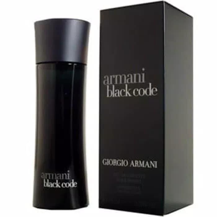 100ml Barat ChemicaTokopedia Parfum Murni Jual Black Code Armani Jakarta Giorgio Mulia ManBibit 5Rq4Lc3Aj