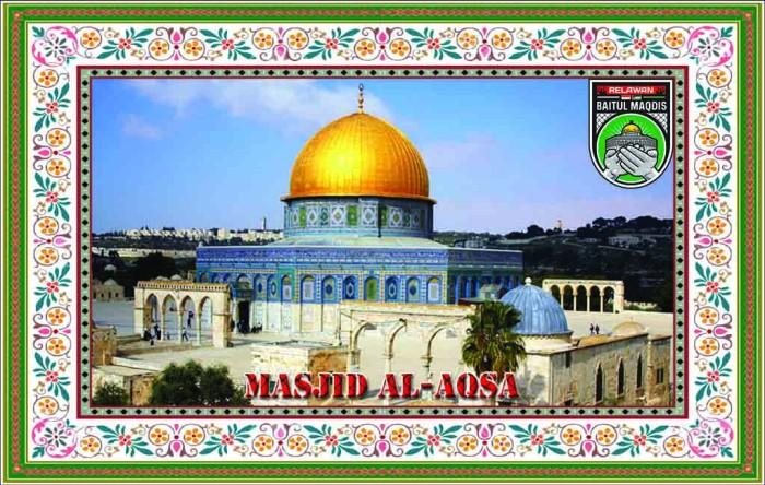 60 gambar mewarnai masjid al aqsa terlengkap