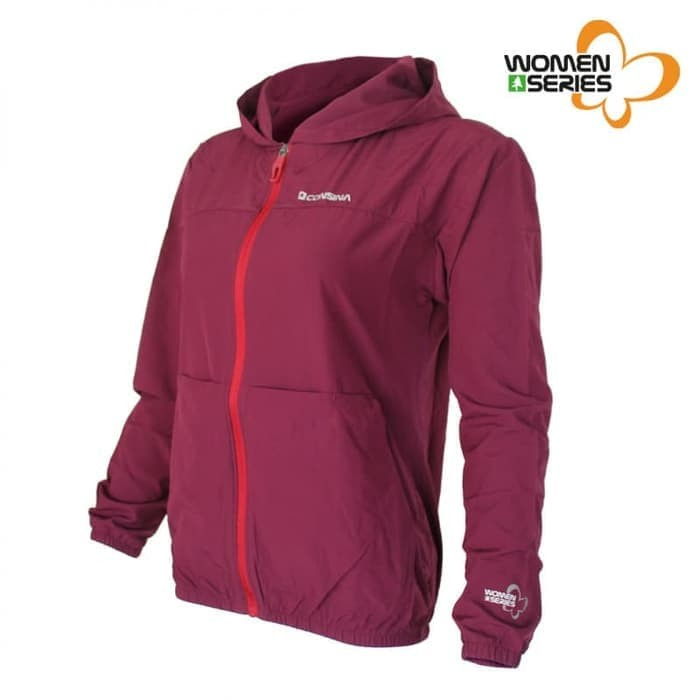 Foto Produk Jacket Consina - Emerald (Women Series) dari Canary.Project