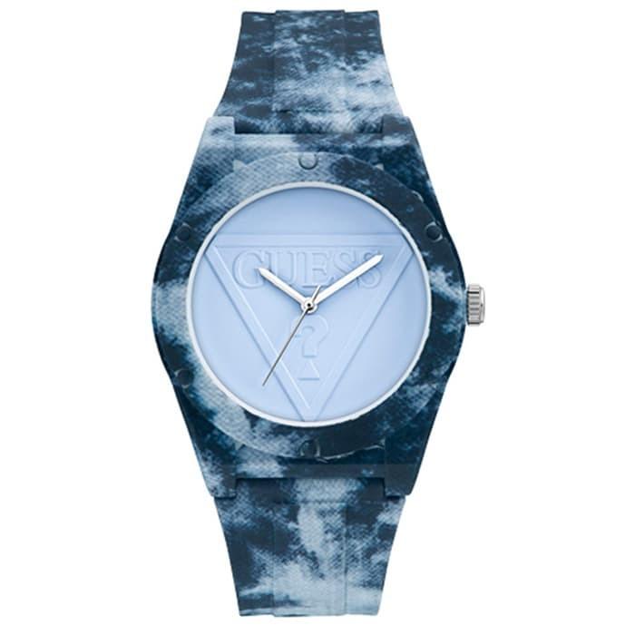 harga Guess w0979l14 retro pop - jam tangan wanita - biru Tokopedia.com