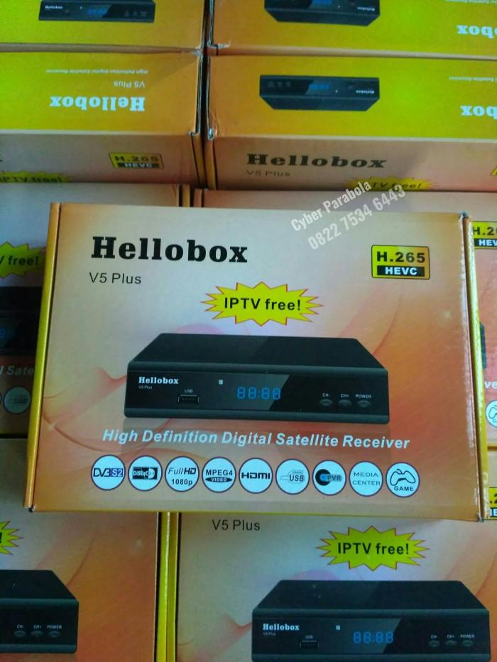 Jual Hellobox V5 Plus IPTV SCAM Free - Kab  Aceh Utara - TOKO ATJEH-SHOP    Tokopedia