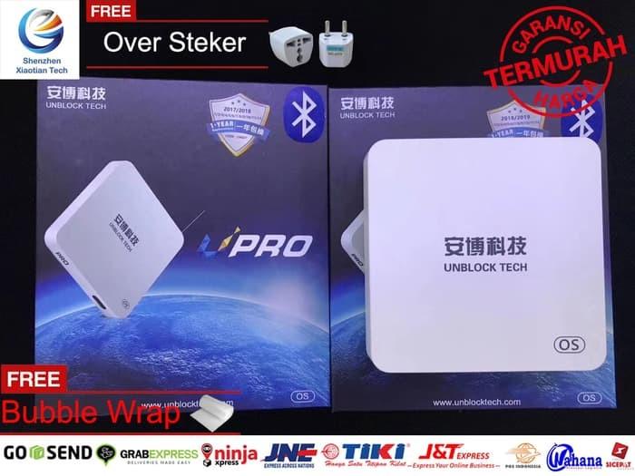 Jual Ubox Pro 5 TV Box Unblock Pro Android Upro 5 I900 4 U Box Pro Original  - Kota Medan - Dika_shopp | Tokopedia