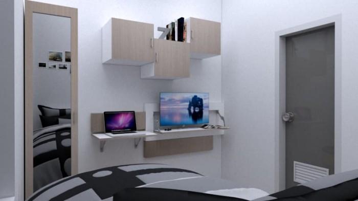 Jual Desain Interior Furniture Kamar Kost Rumah Apartment Custom Kota Bandung Taufik1003 Tokopedia
