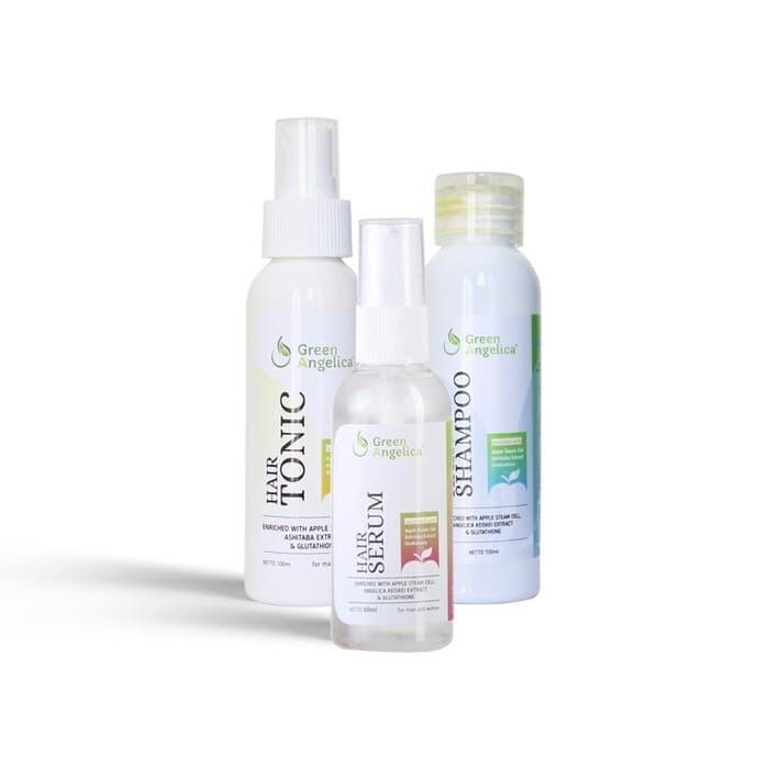 Foto Produk obat penumbuh rambut rontok dan botak alami, penyubur rambut herbal dari Folti Baffi Cream
