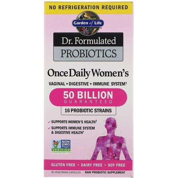 Jual Garden Of Life Dr Formulated Probiotics Probiotic Women S Women Kota Makassar Sehat Organik Club Tokopedia