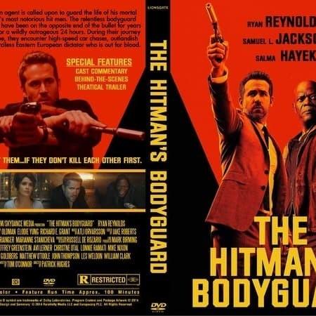 Jual Film Dvd The Hitman S Bodyguard 2017 Movie Collection Film Koleksi Jakarta Barat M Collector Tokopedia