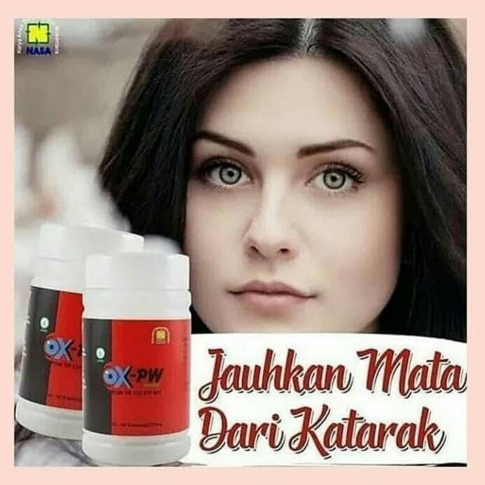 Foto Produk OX PW/OBAT KATARAK,MINUS dari serba ada nasa