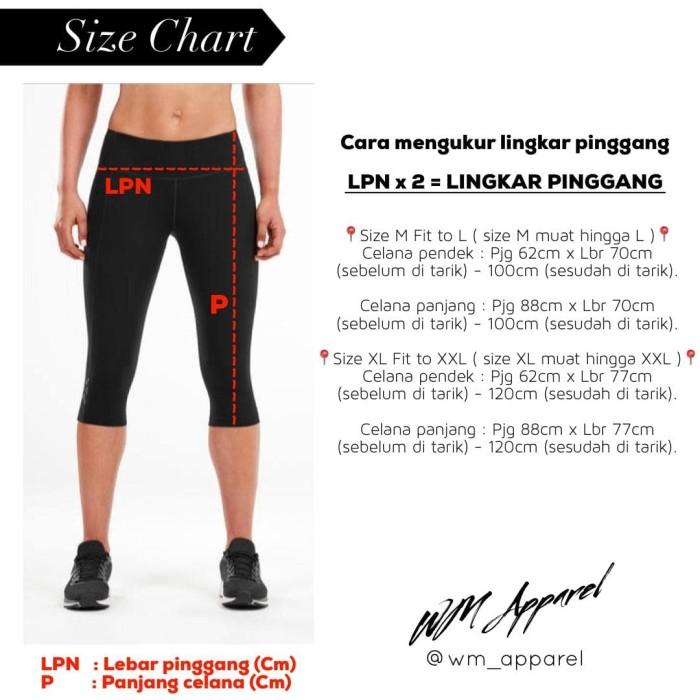 Jual Celana Legging Adidas Celana Legging Sport Celana Sport Hitam M Fit To L Pndk Dki Jakarta Wm Warehouse Tokopedia