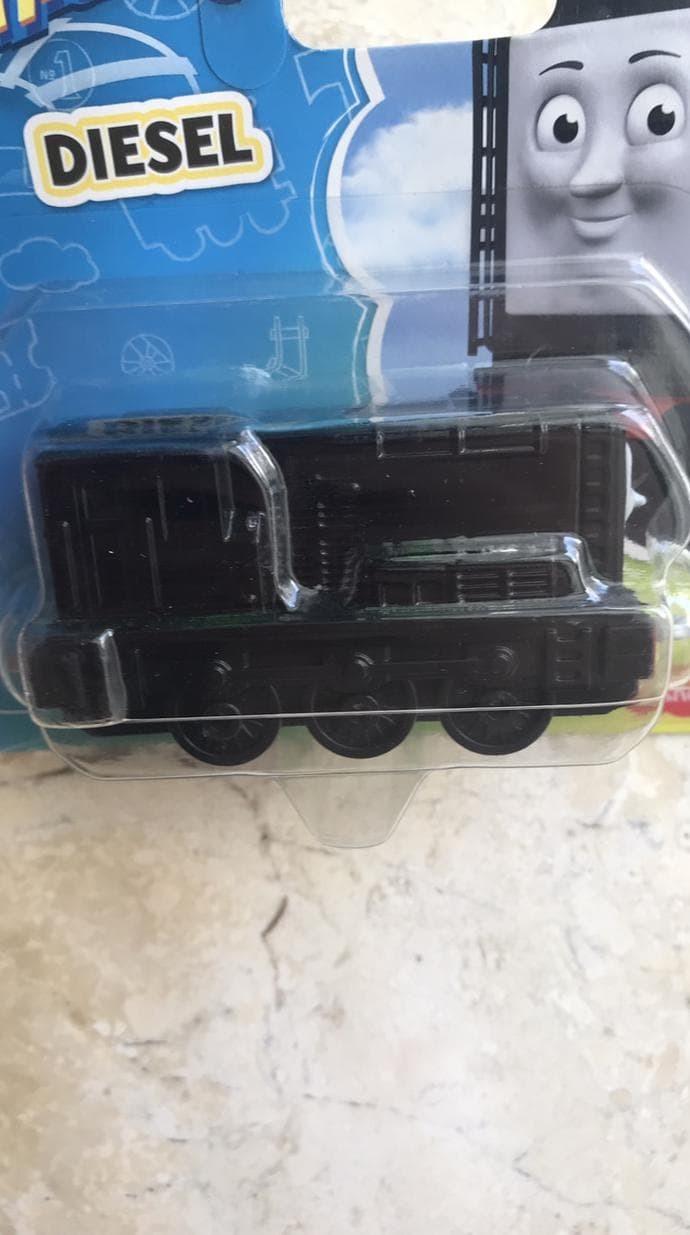Jual HOT SALE Thomas And Friends Diecast Diesel Terjamin Jakarta Selatan Rosa Napit