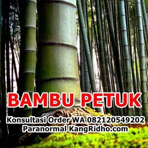 harga Bambu Petuk Asli Bertuah ketemu ruas berenergi positif Tokopedia.com