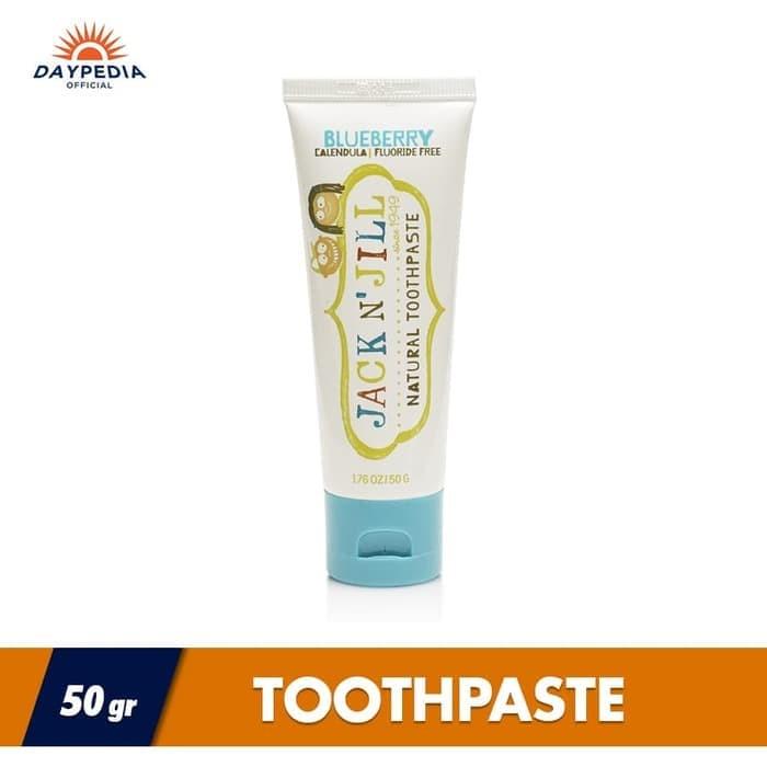 Jual Jack N Jill Natural Toothpaste Organic Blueberry 50g Kota Medan Toko Badan Bugar Tokopedia