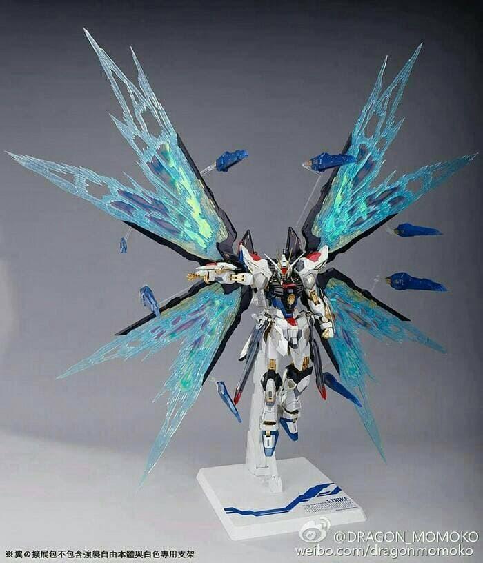 15+ Mg Strike Freedom Gundam Image Download 7