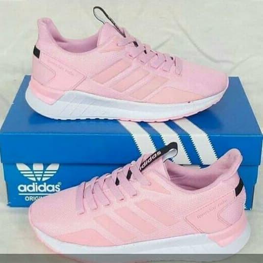 Foto Produk preloved sneakers adidas - Merah Muda, 40 dari HTH store