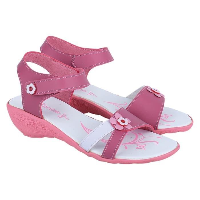 Foto Produk Sandal Wedges Anak Perempuan Wedges Tali Murah Warna Pink Ori CLD 054 - 31 dari HOSEJAYA