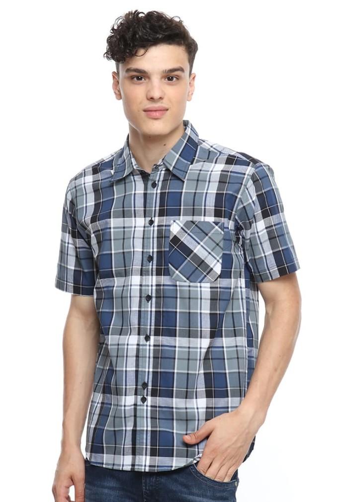 Tendencies short shirt two line colour - abu-abu l
