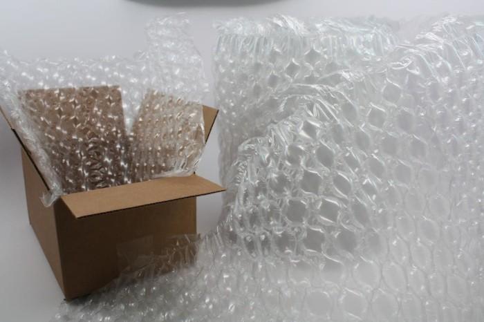 Foto Produk Bubble Wrap Paket Vico 300rb - 500rb - Pempek Vico dari Pempek Vico Online