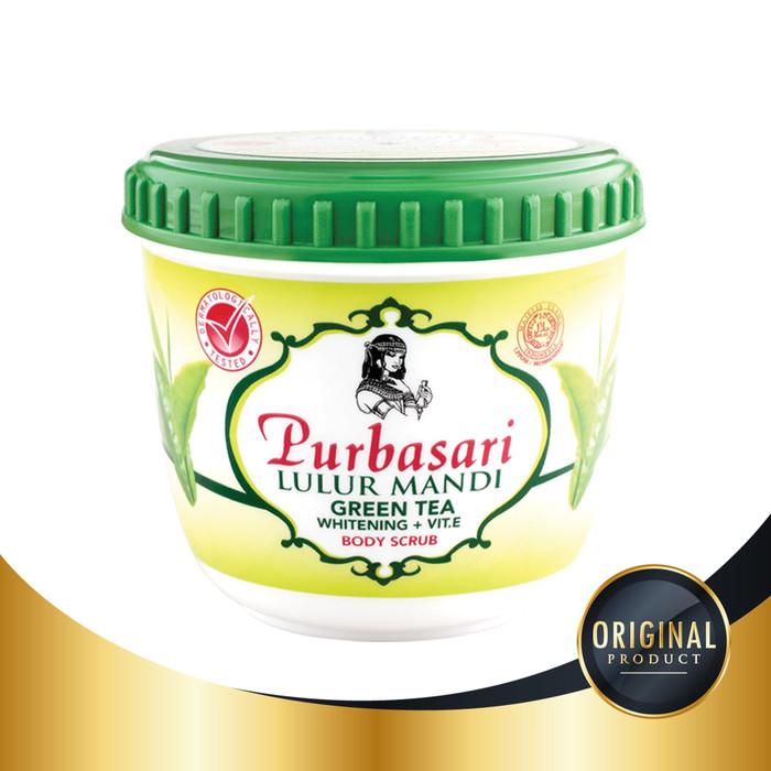 Foto Produk Purbasari lulur mandi Green Tea 235 gr dari PURBASARI INDONESIA