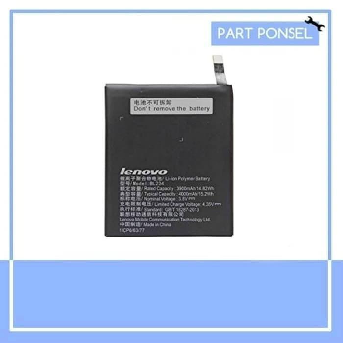 harga Baterai handphone lenovo p70 p70t a5000 bl234 batre hp battery lenov
