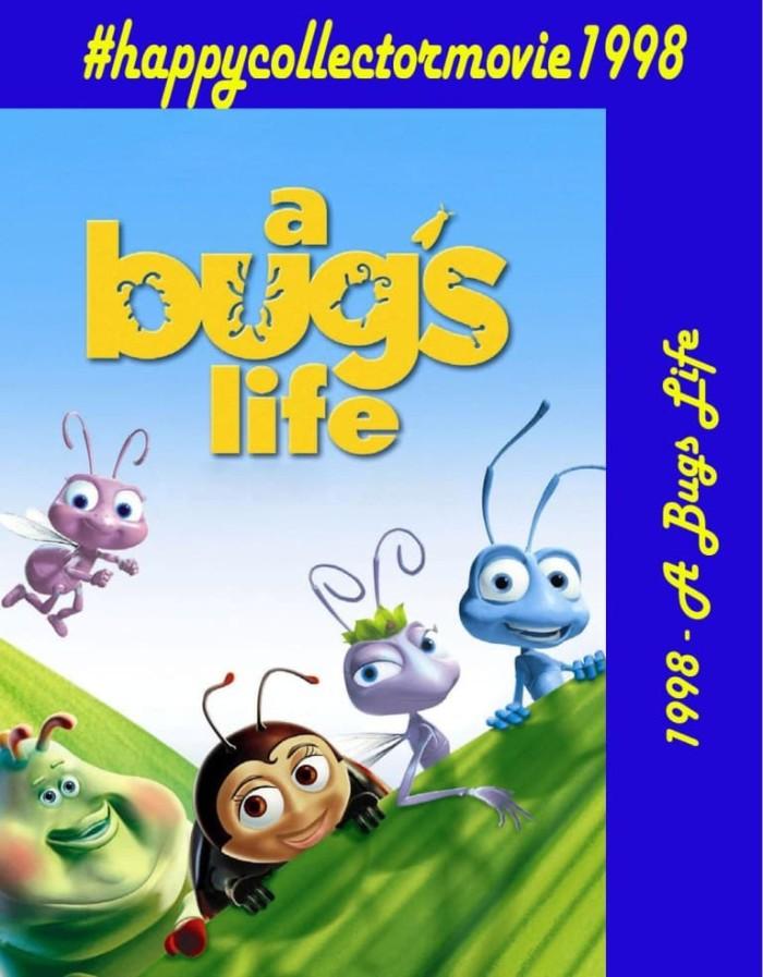 Jual Dvd A Bugs Life 1998 Jakarta Selatan Happyc Shop Tokopedia