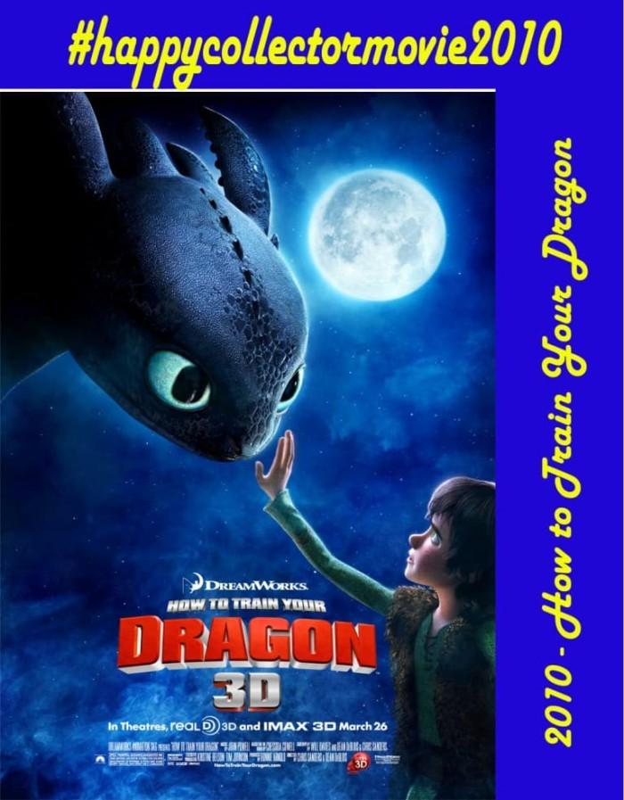 Jual Dvd How To Train Your Dragon 2010 Jakarta Selatan Happyc Shop Tokopedia