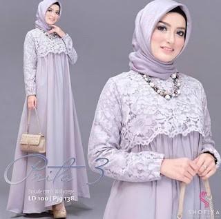 Jual Prita Maxy Vol 3 Baju Gamis Kondangan Dress Brokat Gamis Brokat Kab Bandung Barat Kia Shoes Shop Tokopedia