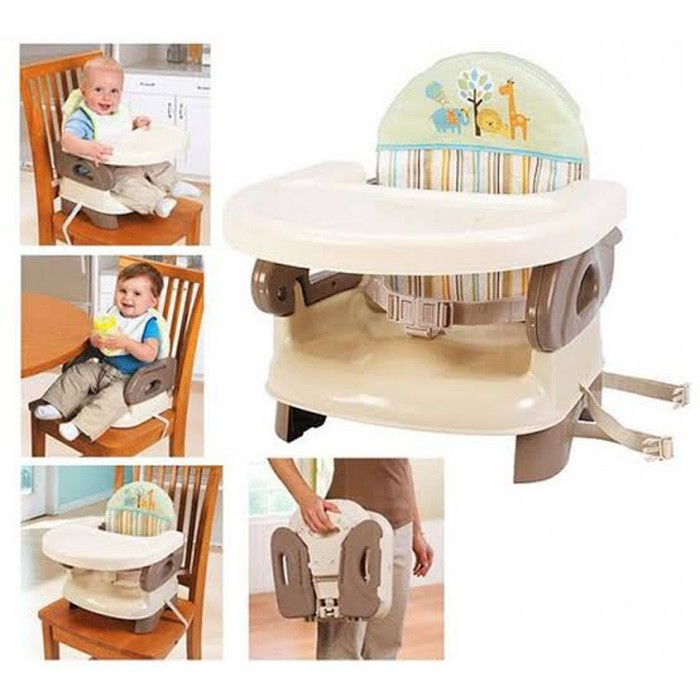 Grosir Summer Infant Deluxe Folding Booster Seat extra pad / Kursi Mak