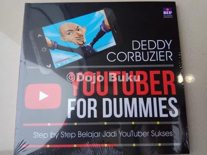 Jual HOT SALE Youtube For Dummies by Deddy Corbuzier
