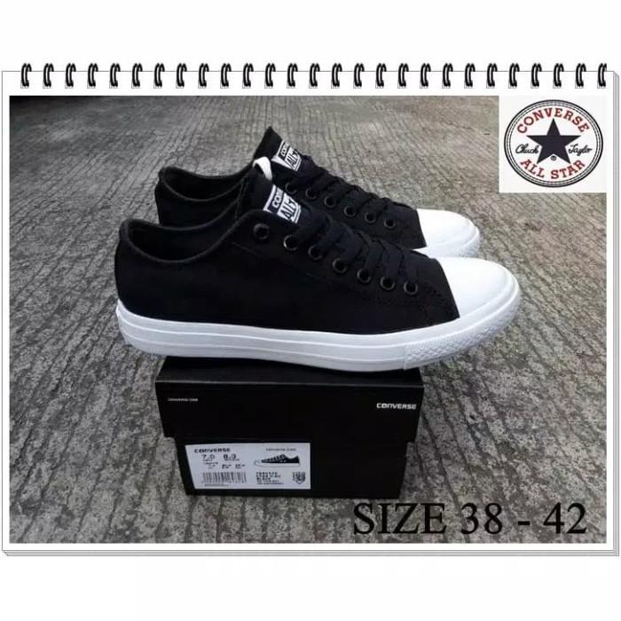 6a8b52c449d Jual Sepatu converse All Star CT Chuck Taylor II 2 Lunarlon All Full - , -  Jakarta Barat - Clothing_Shop | Tokopedia